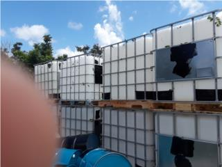 Tanques 275 gls food grade, Puerto Rico