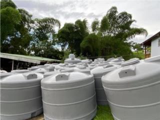Cisternas desde 200 hasta 1,500 galones , Puerto Rico