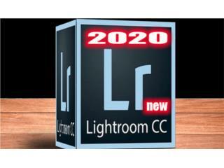 LIGHTROOM 2020 ( INSTALACION GRATIS 100% ), Puerto Rico