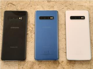 Galaxy s10 plus 128GB Unlock, Puerto Rico