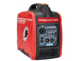 Generador Inverter Predator 2000W, Puerto Rico