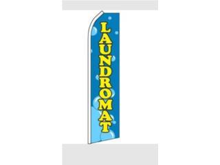 Banner Laundromat 2.5 x 11.5, Puerto Rico