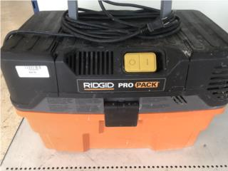 RIDGID VACUMM $99.99, Puerto Rico