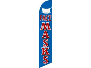 BANNER FACE MASKS, Puerto Rico