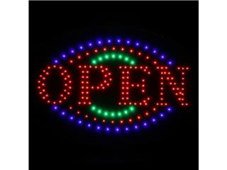 LED NEW BRIGHT OVAL OPEN 19, Puerto Rico