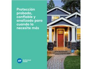 SISTEMA HMT-PROTECCION CONFIABLE ADT, Puerto Rico