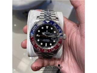 "Rolex GMT Master II ""Pepsi"" New Model, Puerto Rico"