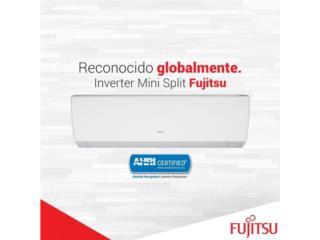 Fujitsu inverter la mas eficiente del mundo , Puerto Rico