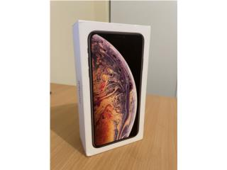 iPhone XS Max 64GB Gold At&t, Puerto Rico