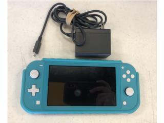 Nintendo Switch LITE + Cover, Puerto Rico