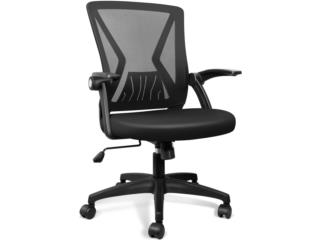 OFFICE CHAIR WITH LUMBAR ERGONOMIC SUPPORT, Puerto Rico