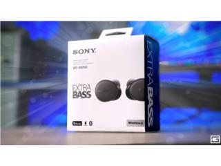 SONY EXTRA BASS WIRELESS EARBUDS , Puerto Rico