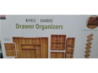 Drawer organozer, Puerto Rico