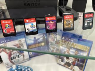 Juegos Nintendo switch , Puerto Rico