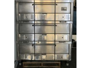 Horno Southbend Triple Deck, Puerto Rico