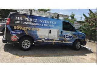 Aires Inverter TGM 36,000 BTU, Puerto Rico