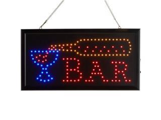 Rotulo Commercial Led (Bar), Puerto Rico