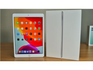 Apple iPad 7th Gen 128gb wifi white, Puerto Rico