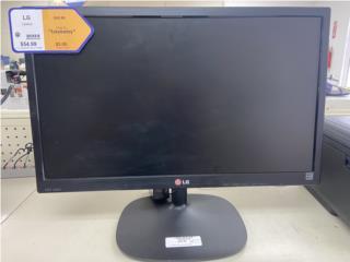 Monitor de computadora LG, Puerto Rico