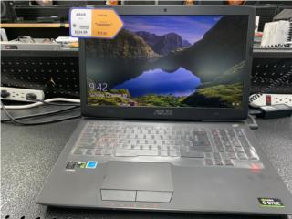 Asus Gaming Laptop, Puerto Rico