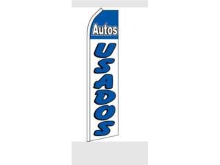 Banner Autos Usados 2.5 x 11.5, Puerto Rico