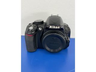 Nikon D3100, Puerto Rico