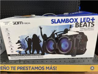 SLAMBPX LED BEATS, Puerto Rico
