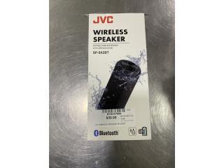 JVC wireless speaker new $60 aprovecha!, Puerto Rico