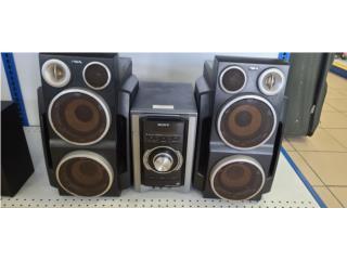 Sony mini - stereo , Puerto Rico