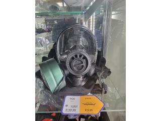 Máscara para gases , Puerto Rico