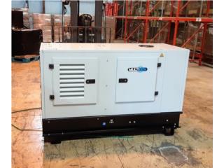 Generador Diesel 14kW MultiGen con Transfer., Puerto Rico