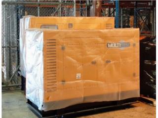 Generador Comercial 57KW-MultiGen , Puerto Rico
