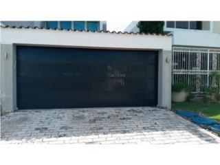 Puertas de Garage Aluminio , Puerto Rico