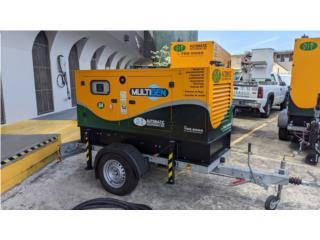 GENERADOR MOBIL 39kW MultiGen Tier4-2018, Puerto Rico