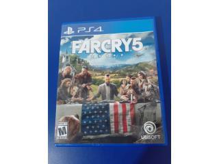 PS4 FAR CRY 5 GAME, Puerto Rico