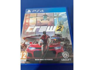 PS4 THE CREW 2 GAME, Puerto Rico