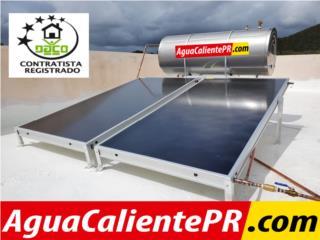 C.Solar S.Steel DE PLACAS no de tubos no OJO , Puerto Rico