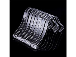 ACRILIC CLEAR SANDAL SHOES DISPLAY STAND, Puerto Rico