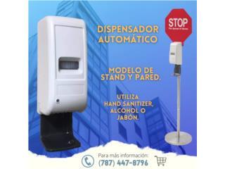 Dispenser Stand Hand Sanitizer , Puerto Rico