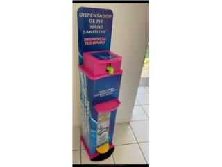 Dispensador de Hand Sanitizer , Puerto Rico