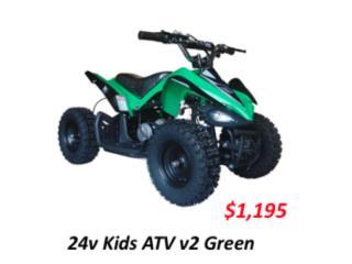 ATV Para Ninos 24V - Colores a Escoger , Puerto Rico
