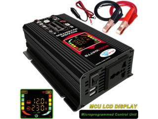 6000W MODIFIED SINE WAVE POWER INVERTER DC TO, Puerto Rico