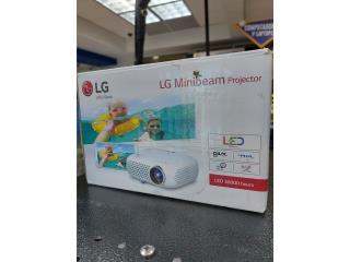 LG mini Beam Led, Puerto Rico