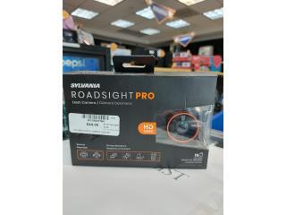 Sylvania Roadsight Pro dash Camera, Puerto Rico