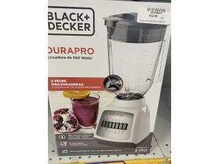 Black & decker Durapro blender $33 aprovecha!, Puerto Rico