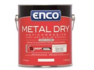 Metal Dry Enco, Puerto Rico