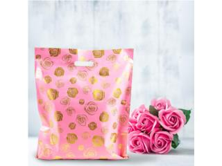 GOLD ROSES GLOSSY BAGS 12, Puerto Rico