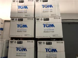 GRATIS instalación Inverter TGM varios, Puerto Rico