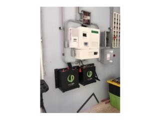 Sistemas Schneider instalados , Puerto Rico