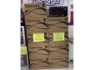 Horno Microhondas Kenmore 0.7 Cu./ 700 Watts, Puerto Rico